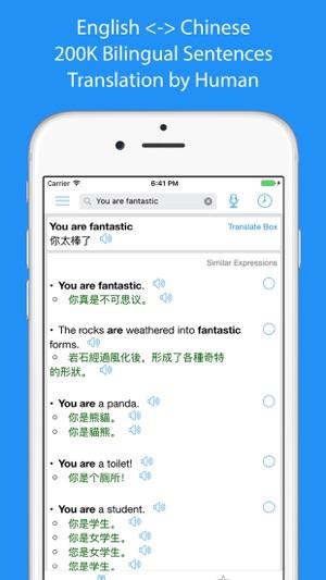 Chinese Translator Offline on the App Store