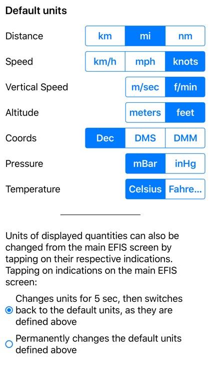 A-EFIS screenshot-5