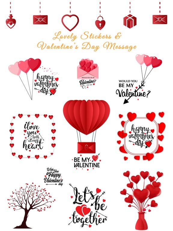 Love & Valentine Message screenshot 6