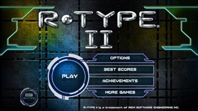 Screenshot #6 for R-TYPE II