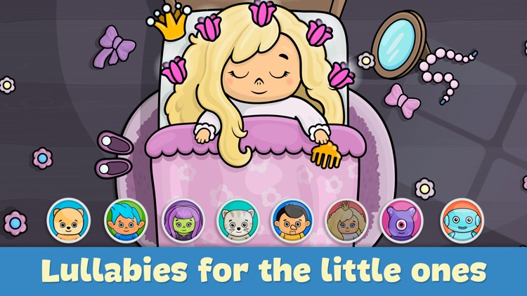 Baby piano for kids & toddlers screenshot-3