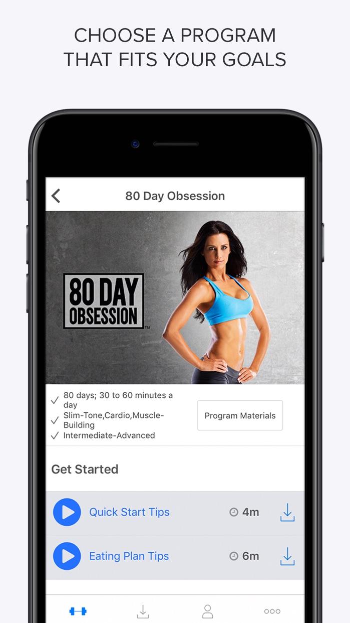 Beachbody® On Demand Screenshot