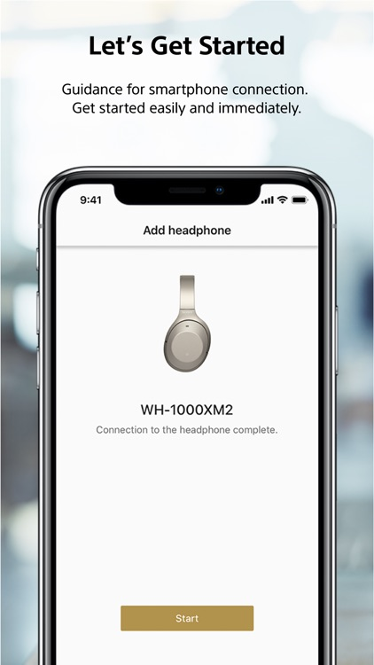 Sony | Headphones Connect screenshot-3