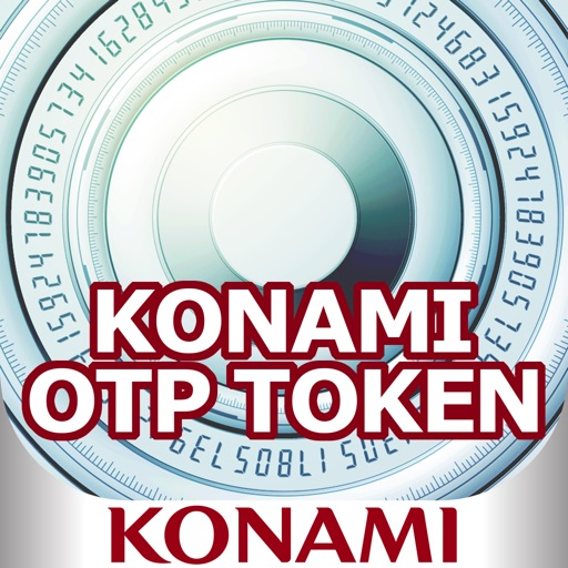 KONAMI OTP Software Token