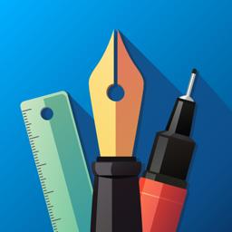 Ícone do app Graphic for iPad