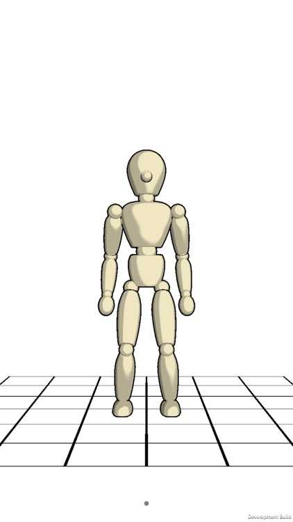 3D POSE DOLL screenshot-3