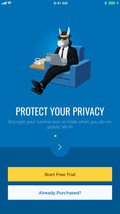 HMA! Hotspot VPN & Proxy screenshot-5