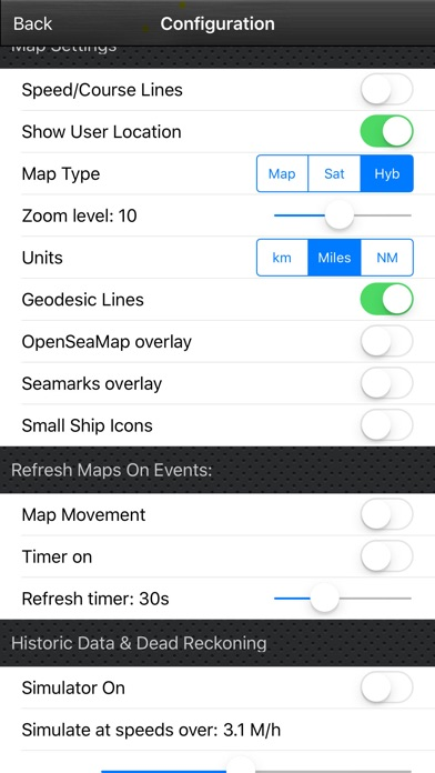 TrackaShip Universal Screenshots