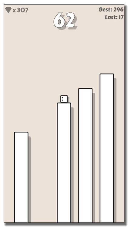 小方块跳跳跳-单机小游戏益智游戏 screenshot-3