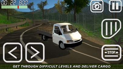 4x4 Delivery Truckerのおすすめ画像3