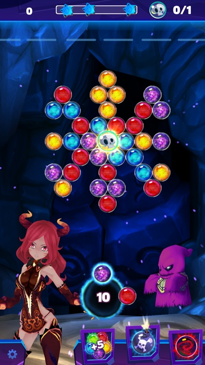 Purgatory Inc: Bubble Shooter screenshot-4