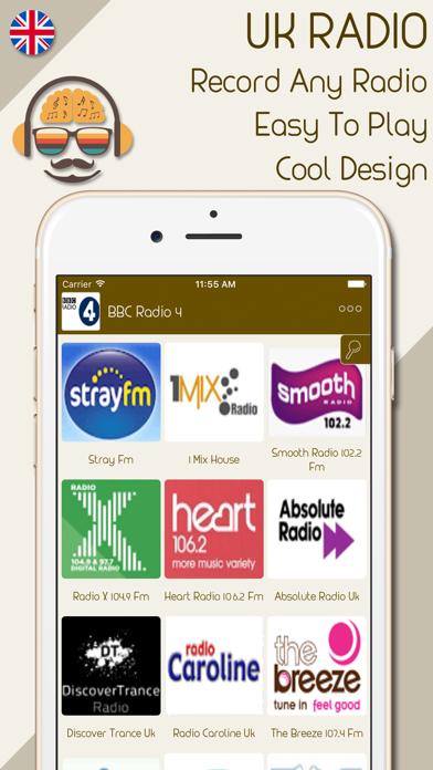 点击获取Live UK Radio Stations