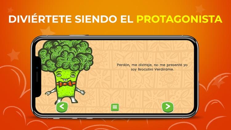 El Monstruoso Brócoli Feo screenshot-3