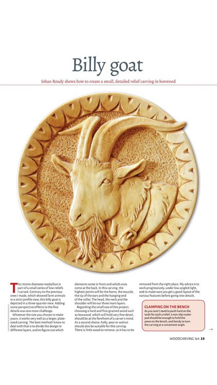 Woodcarving Magazine screenshot-3