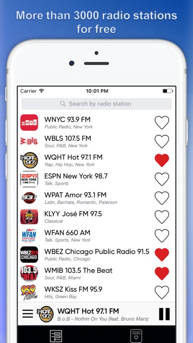 Top 10 Apps like Radio AIR - Listen to music for iPhone & iPad