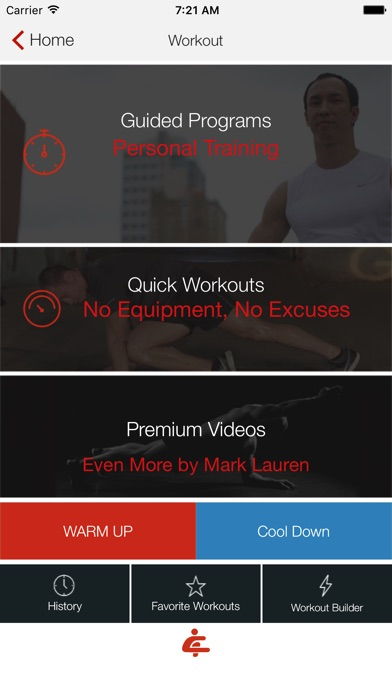 Screenshot for Bodyweight: Your Own Gym in Dominican Republic App Store