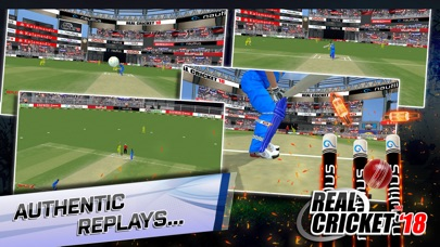 Screenshot 4 Real Cricket™ 18