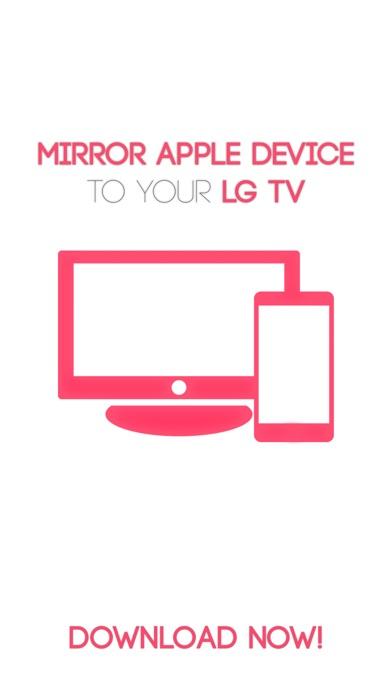Mirror for LG TV Pro Screenshot 1
