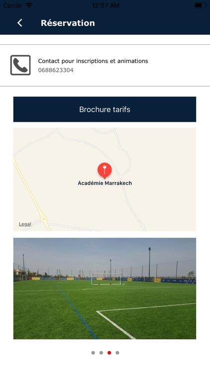 PSG Academy Maroc screenshot-3