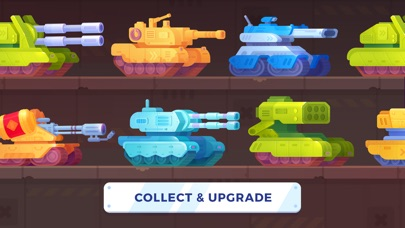 Screenshot for Tank Stars in United States App Store