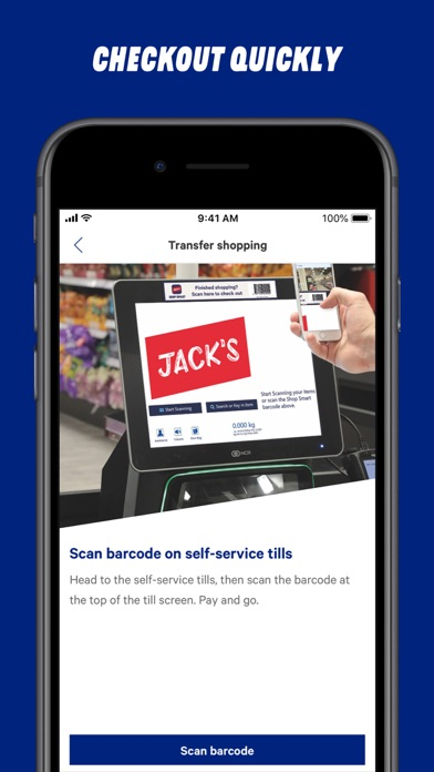 Jack's Shop Smart screenshot four
