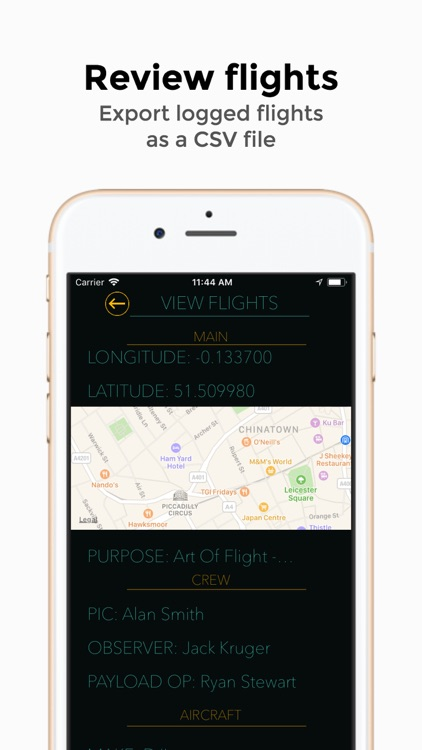 Flight Logs screenshot-3