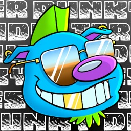 Punky Dudester Sticker Pack