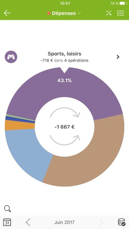 Fortuneo Budget screenshot-3