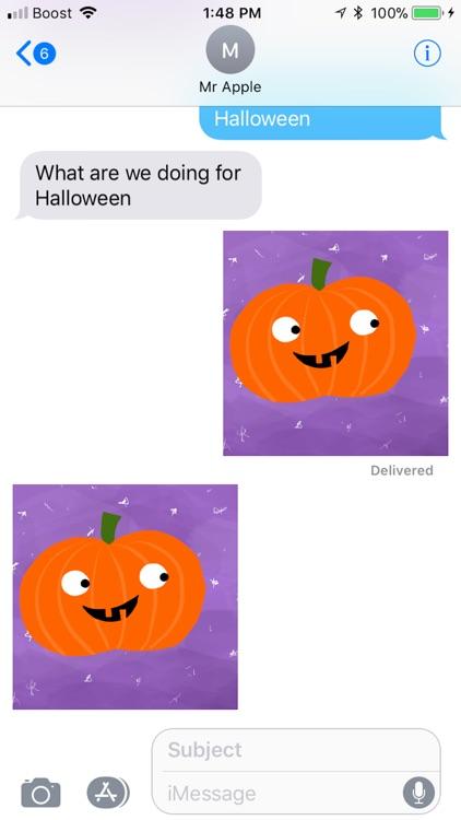 Halloween Pumpkin Patch Pack screenshot-3