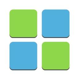 Merge Memo - Trivia Tiles Town