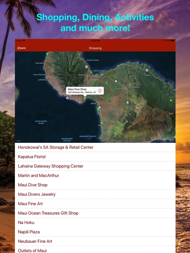Best Of Maui on the App