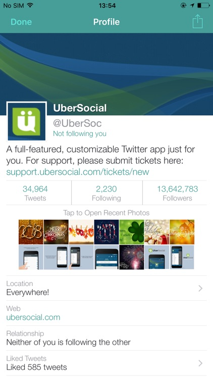 UberSocial Pro for iPhone screenshot-5