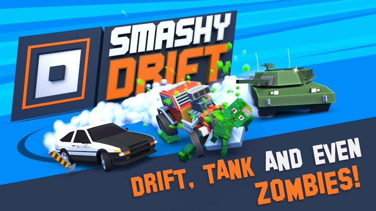 Smashy Drift screenshot-0