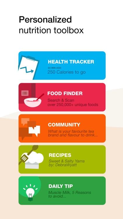 Fooducate - Nutrition Tracker screenshot-0