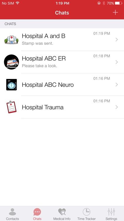 Join - Medical Communication screenshot-3