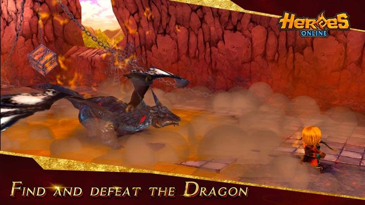 Hero Online screenshot-7