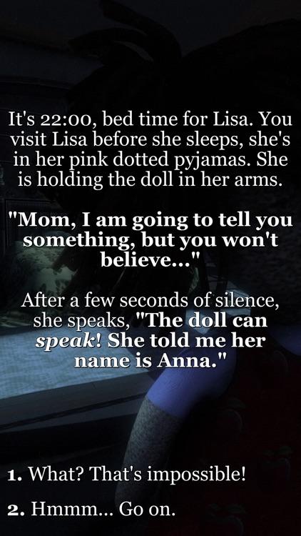 Interactive Horror Stories