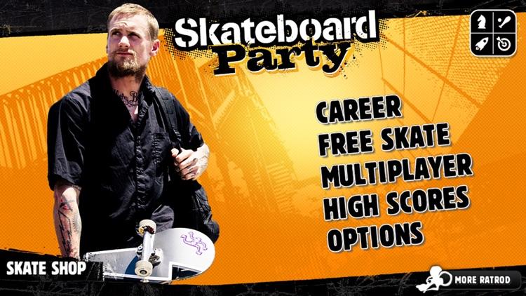 Skateboard Party: Pro screenshot-4