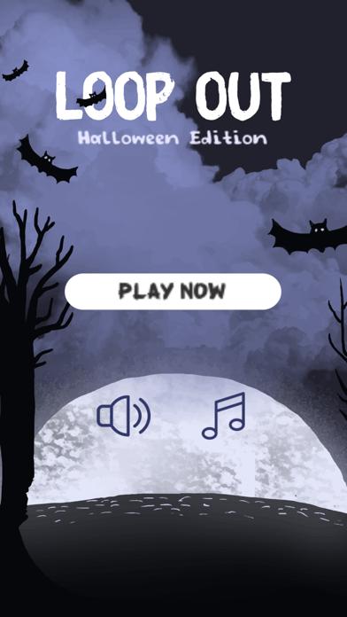 Loop Out Halloween Edition screenshot 3