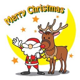 Santa Claus With Christmas