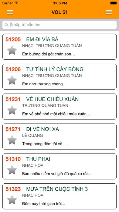 Screenshot #3 pour VN Karaoke - Tra mã số kara