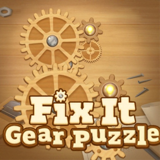 Fix it logic Gear Puzzle