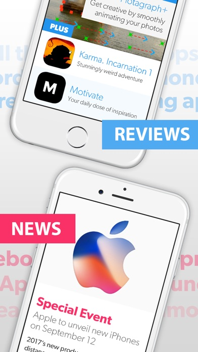 Swipe for iPhone (News, Reviews & Tips) app image