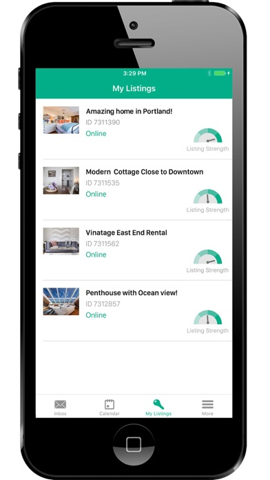Vacation Rentals Owner App for Windows