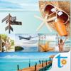 彩圖實境旅遊英語