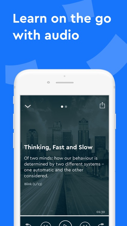 Blinkist - Always Learning screenshot-3