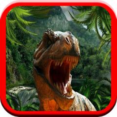 Monde des dinosaures! dinos po