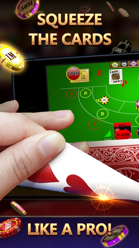 Vip Baccarat Squeeze Online Game Hack And Cheat Gehack Com