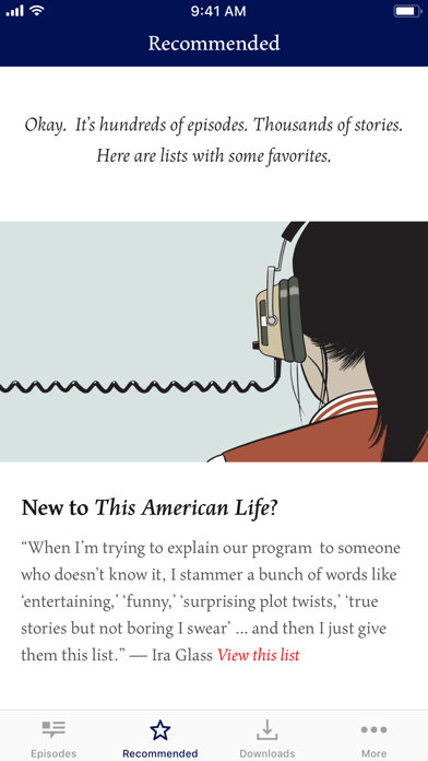download This American Life apps 3