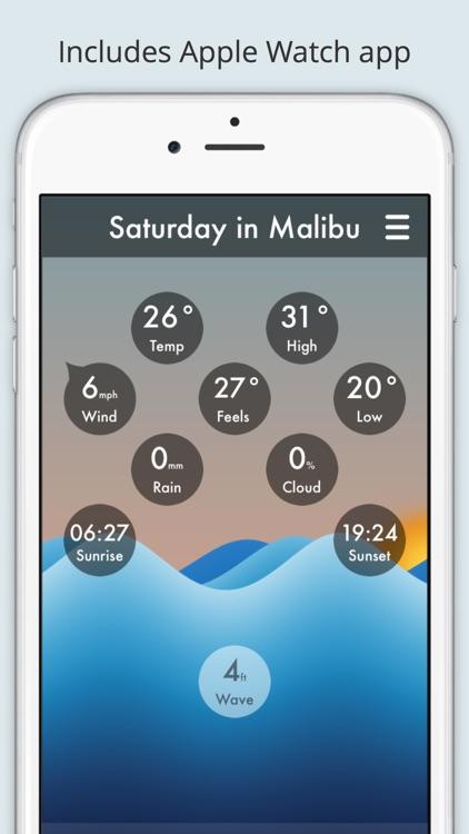 Splash - Tide & Weather Report screenshot-4